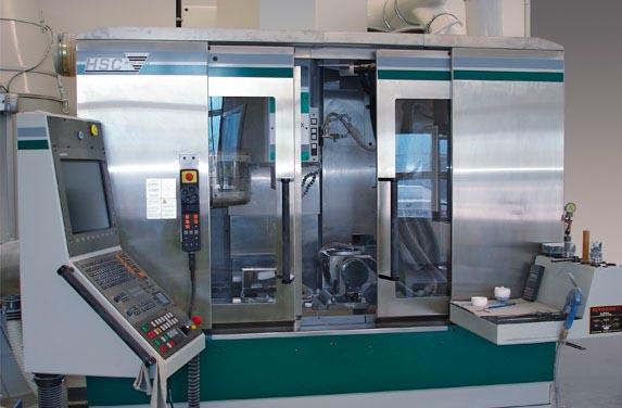 CNC-Bearbeitung des Grünlings